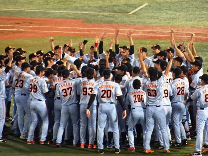 2014セ界リーグ優勝B